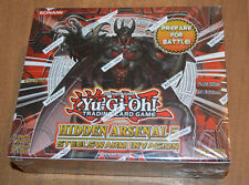 YuGiOh Hidden Arsenal 5 Booster Box Factory Sealed English Edition with 24 Packs