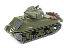 New Ray M4A3 Motorized Sherman Tank 1:32 Scale Military Vehicle SS-60105A