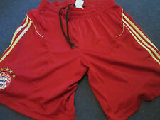 "Bayern Munich 2013-2014 Home Football Shorts 38"" waist /bi"