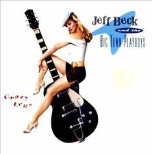 Jeff Beck & The Big Town Playboys - Crazy Legs CD 1993 Sony/Epic Rockabilly NEW