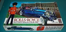 1932 Rolls Royce Phantom II Sedanca Coupe Pocher 1/8 Complete Kit GUARANTEED !
