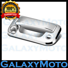 08-14 FORD F150 Triple Chrome Plated ABS Tailgate With Camera Hole Handle Cover