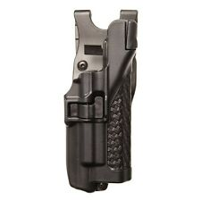 Blackhawk! Level 3 SERPA Xiphos Duty Holster Glock 17/22/31 BW Right 44H500BW-R