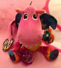 Baby LAMAZE Development Activity Toy Dee Dee The Dragon