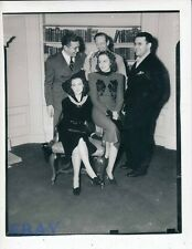 Leslie Howard George Cukor Vivien Leigh RARE Photo Gone With The Wind