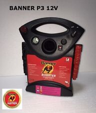 Banner Booster P3 EVO1600A 12V Jump Start Dispositivo Professionale Pe VW Sedile