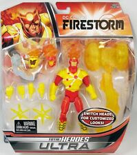DC Universe Total Heroes FIRESTORM 6 inch action figure mip ships free