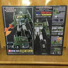 TRANSFORMERS MASTERPIECE MP10A OPTIMUS PRIME GREEN BAPE CONVOY NEW