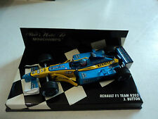 Minichamps 1/43 Renault F1 Team R202 #15 J. Button 2002