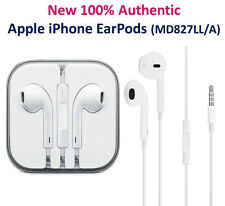 Apple Earpods w/ Remote & Mic (OEM 100% NEW Original Headphones) iPhone SE 6 6S