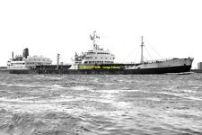 mc2912 - Shell Oil Tanker - Achatina - photo 6x4