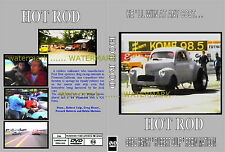 HOT ROD ('40 WILLY'S COUPE) DVD movie customs street rat vid