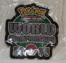 "Pokemon TCG 2006 World Championships Magnet Souvenir New 3"" Collect"