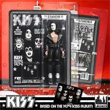 """KISS  8"""" Paul Stanley  retro mego The Star child  series 2 MIP SHIPS FREE"""