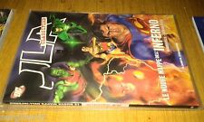 JLA CLASSIFIED-ELLIS-GUICE-LE NUOVE MAPPE DELL'INFERNO-DC-PLANETA DEAGOSTINI-WW1
