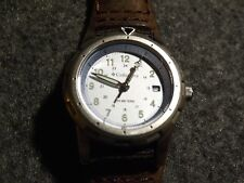 Beautiful Women's 28mm Columbia quartz watch with leather band