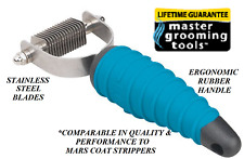 PET GROOMING 16 Blade Stripping STRIPPER TOOL Hair Mat Breaker Comb RAKE Coat