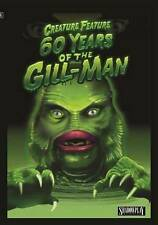 Creature Feature - 60 Years of The Gill-man  DVD NEW