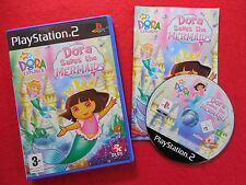 DORA salva le sirene ~ PLAYSTATION 2 ~ COMPLETO ~ 2kplay 3 + PAL