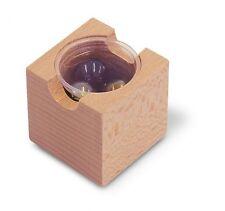 Cube de rangement en bois + 6 billes Cugolino et Cuboro - Circuit billes en 3D