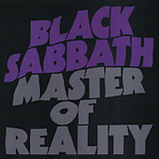 Black Sabbath - Master Of Reality [CD New]
