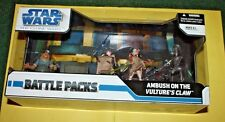 Star Wars Clone Ambush On Vultures Claw Battlepack Brand New Sealed FREE SHIP