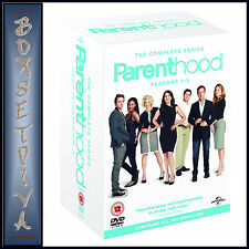 PARENTHOOD -THE COMPLETE SERIES - SEASONS 1 2 3 4 5 & 6 *BRAND NEW DVD BOXSET***