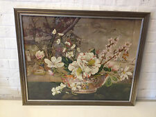 After Dimitry Alexandroff Painting The Chinese Bowl Vintage Print
