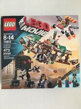 The LEGO Movie Creative Ambush 70812 Brand New Sealed