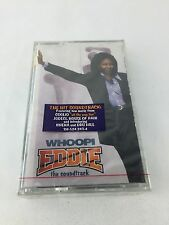 "NEW SEALED ""Whoopi EDDIE"" Soundtrack Cassette Tapes"