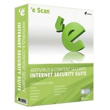 e Scan Latest Version Internet Security,1 (One,Single) User (PC) | 1 Year eScan