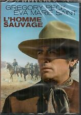 """DVD """"L Homme sauvage"""" -Robert Mulligan - Gregory Peck -    NEUF SOUS BLISTER"""