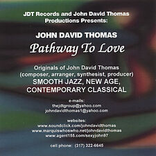 """Pathway to Love""  music CD album (downloads) + CDs"
