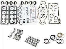 1999-2001 CHEVY GMC 325 VORTEC 5.3L V8 LM7 RERING REMAIN KIT BEARINGS GASKETS