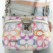 New Coach Poppy Dream C Shoulder Bag Crossbody Swingpack F47073 New RARE