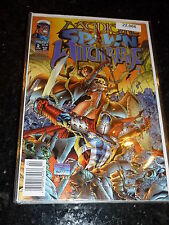 SPAWN - Medieval Spawn Witchblade - No 2 - Date 06/1996 - Image Comics