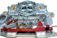 AED 6602R Holley Morse Throttle Cable Bracket Kit with Return Springs Red
