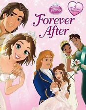 Forever After (Disney Princess), Disney Book Group, Amerikaner, Susan, McCaffert