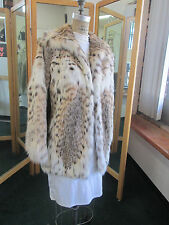 Beverly Hills FUR Co. American Lynx Coat M
