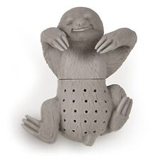 Fred & Friends Slow Brew Sloth Tea Infuser Heat Resistant Silicone BPA Free Safe