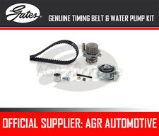 GATES TIMING BELT AND WATER PUMP KIT FOR AUDI A4 1.8 T 190 BHP 2002-04