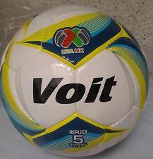 Voit Alpha Replica Liga MX FMF Approved Soccer Ball Size 5 Balon Futbol