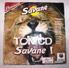 CD ROM PROMO SAVANE BROSSARD