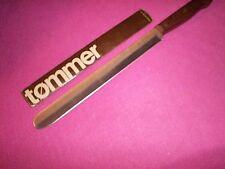 Vintage Tommer Roast Slicer USA 10RS Knife 15 in.