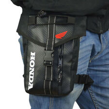 Men's Oxford Waist Leg Drop Bag Belt Bum Motorcycle Travel Gym Fanny Pack Pouch