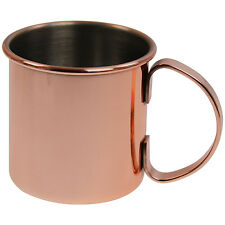 Portobello Stainless Steel Moscow Mule Hot Drink Coffee Chocolate Tea Travel Mug