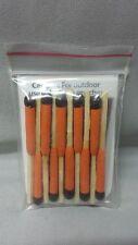 UCO Survival Stormproof Matches 10-Pack w/Zip Bag & Striker Windproof Waterproof