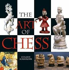 The Art of Chess, Schafroth, Colleen, Acceptable Book