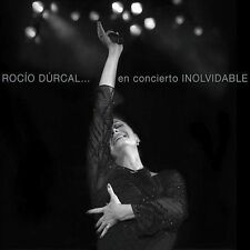 En Concierto Inolvidable by Roc¡o D£rcal (CD) paper all teared hard, no case