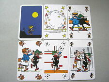 PLAYING CARDS VINTAGE J W SPEAR & SON ANDY CAPP CARD GAME COMPLETE 84 CARD +RULE